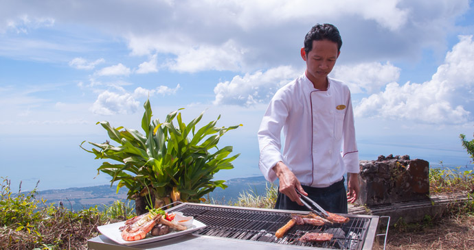 Le Bokor Palace BBQ
