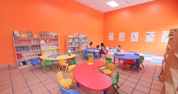Cloud 9 Kids' club (Library)