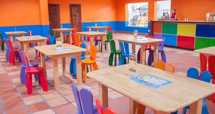 Cloud 9 Kids' club (Canteen)