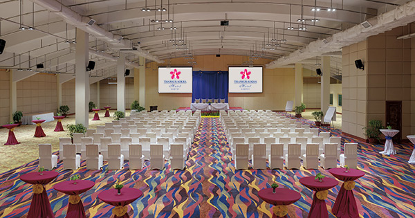 Bokor Meeting Room (Grand ballroom)