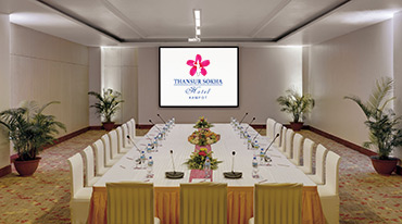 Bokor Meeting Room (Boardroom Style)