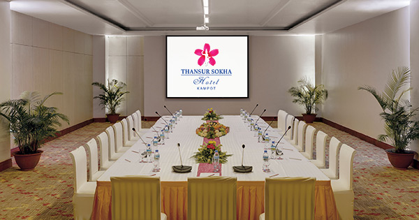Bokor Meeting Room (Board Room Style)