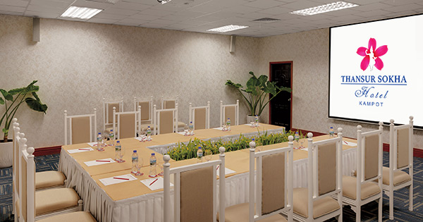 Bokor Meeting Room (U-Shape Style)