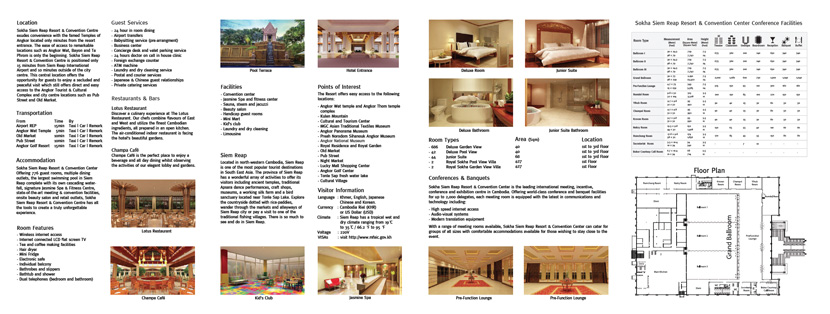 Sokha Siem Reap Resort fact-sheet 02
