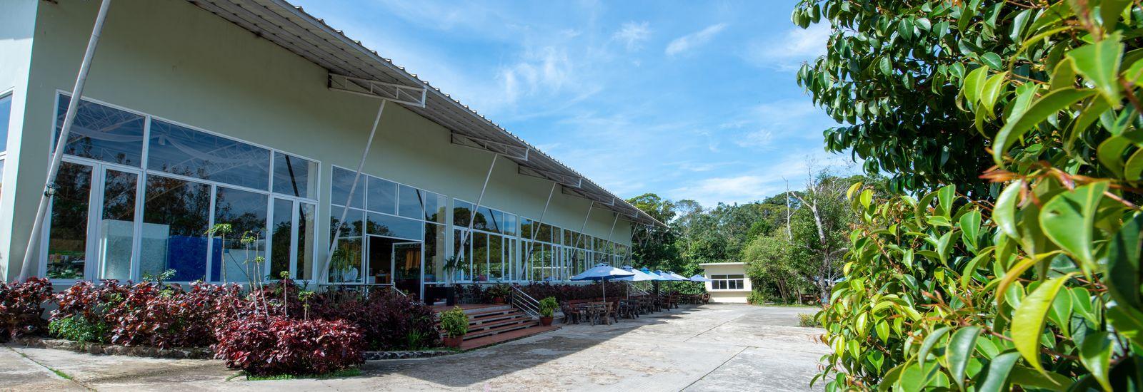 WaterFall Restaurant Outdoor