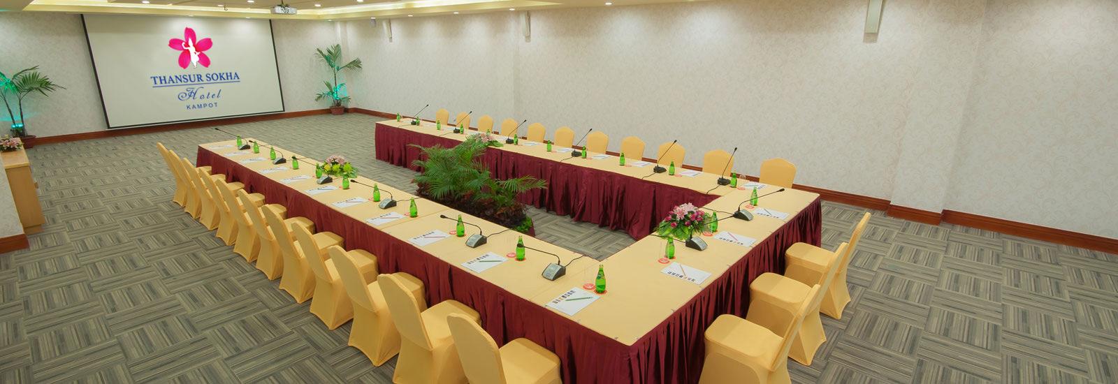 Yihub Meeting Room (U-shape Style)