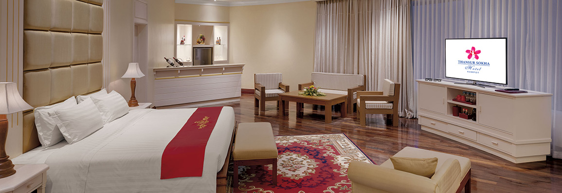 Rumdul Suite Living Room