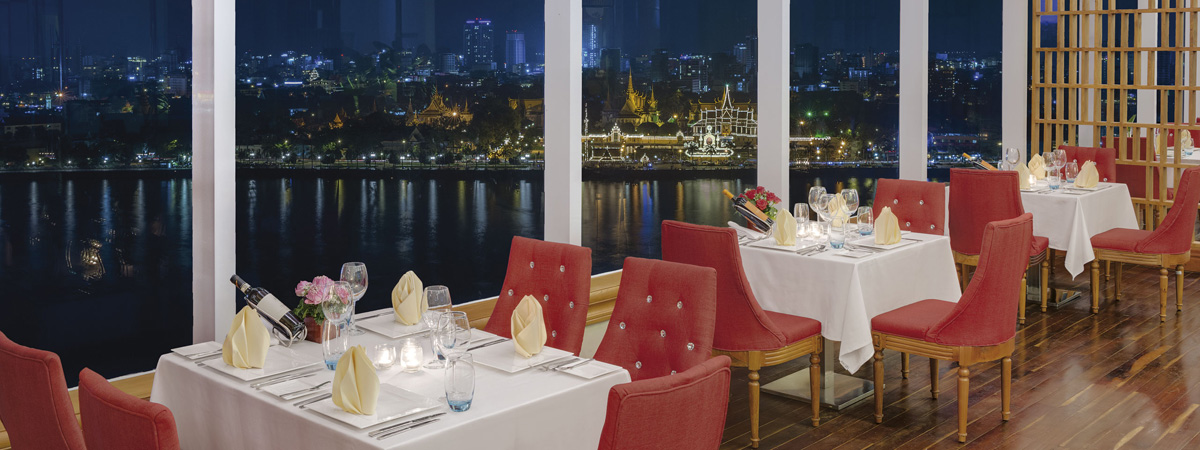 Lotus Restaurant At Sokha Phnom Penh Hotel Residence Is The Best