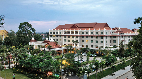 Sokha Angkor Resort