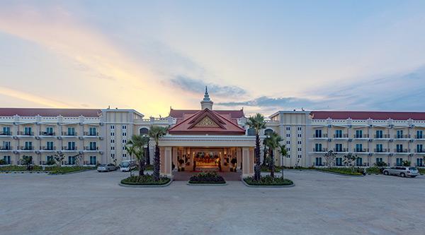 Sokha Palace Siemreap